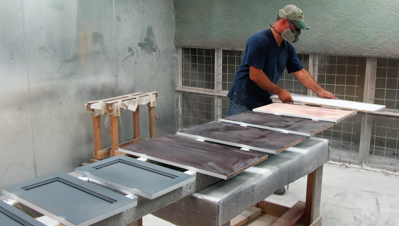 L 39 armoirier blog sur la fabrication d 39 armoires de cuisine - Cuisine cachee par des portes ...