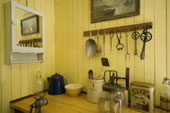mur de cuisine et décoration