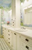 portes armoires de salle de bain et de cuisine