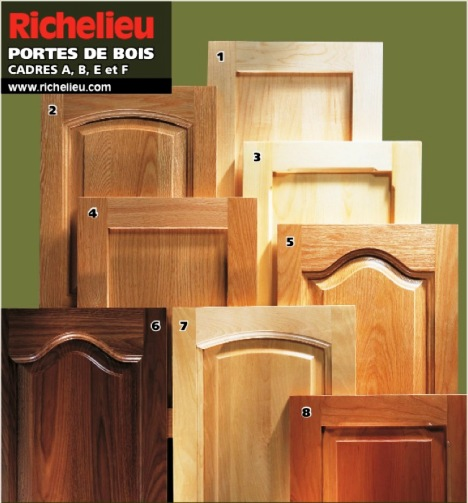 portes de bois ou armoires de cuisine en bois ou de salle. Black Bedroom Furniture Sets. Home Design Ideas