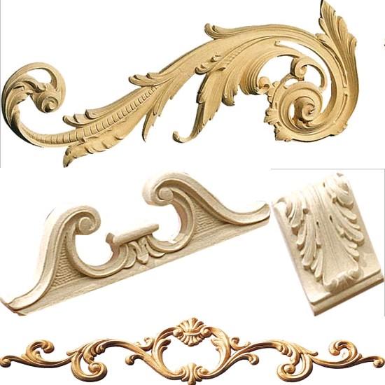 L 39 armoirier blog sur la fabrication d 39 armoires de cuisine - Moulures decoratives pour meubles ...