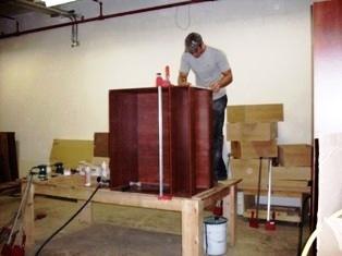 caisson, modules armoires de cuisine