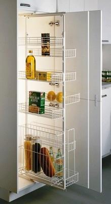 accesoires de cuisine, garde manger, armoires de cuisine