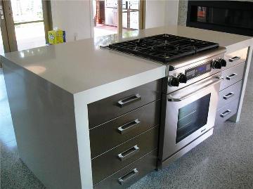 Plan pour fabriquer un ilot de cuisine free comment bien choisir le plan de travail de sa - Fabriquer un ilot de cuisine ...