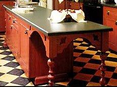 ilot de cuisine avec comptoir de cuisine en quartz