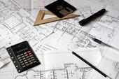 Un dessin de plan ou un plan professionel