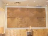 ébénisterie commercial décoration restaurant