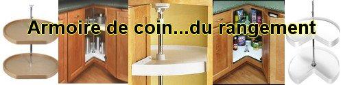 caisson de coin, coin d'armoire  de cuisine