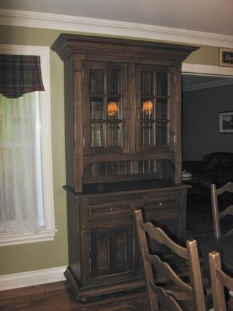 Buffet de salle a diner pour agencer les armoires de cuisine et tables de salle à diner