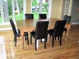 table et chaises  de cuisine ou salle a dîner