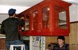 Vaissellier de plafond pour cuisine